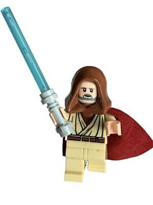 Obi-Wan Kenobi Old Ben Star Wars Custom Lego MinifigureCompatible