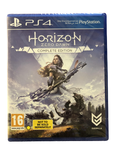 Horizon Zero Dawn: Complete Edition (PS4) New & Sealed - PAL - In Stock Now