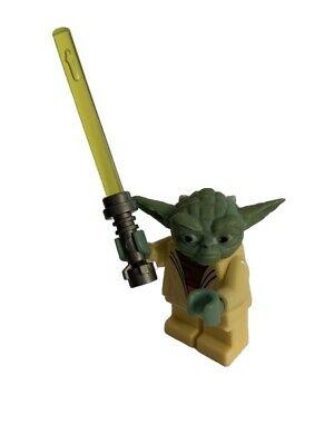 Yoda Star Wars Custom Lego Minifigure Compatible