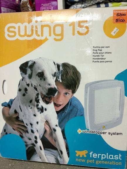 Ferplast Swing 15 Dog Door Pet Products Gumtree Australia Tweed