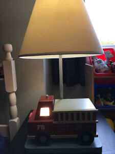 Fire Truck Lamp for sale