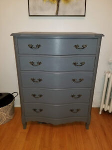 Restored Antique Chest of Drawers