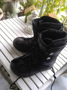 Snowboard boots 5150, Size 9.5