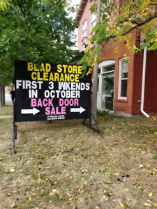Bead Store Closeout