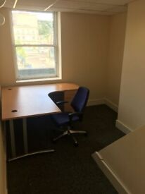 Offices to let, 1 , 2 , and 4 person offices