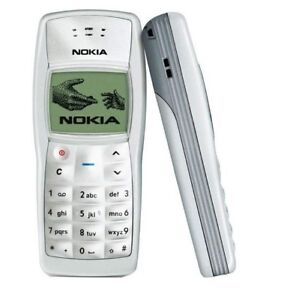 NOKIA 1100 - Antiquated Cellphone