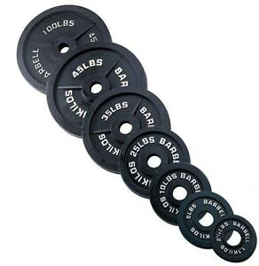 Wanted:  Exercise Weights / Metal Plates