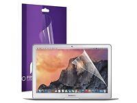 "Macbook Air 13"" Screen Protector HQ HD Clear Shield for Macbook Air LCD 13.3""(16:10 Widescreen)"