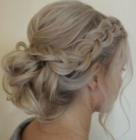 PROM/WEDDING/GRADUATION ETC. UPDOS AND HAIR STYLING