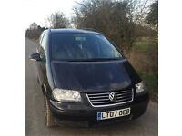 Diesel automatic Volkswagen sharan 7 seater