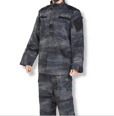 Uniforme estilo militar Completo AT-FG XS+Braga cuello multifucion envio 24//48h