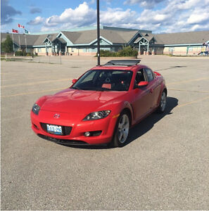 2005 Mazda RX8 GT (REDUCED)