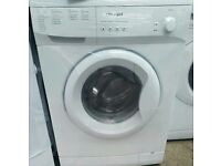 BUSH WASHING MACHINE COMES WITH WARRANTY CAN BE DELIVERED