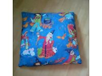 Dog/Toddler/child small wizard themed bean bag/cushion