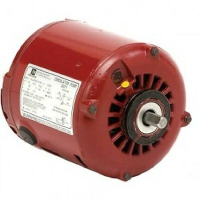 New Us Motors 3259-hot Water Circulating Pump-14 Hp-1-phase-1725 Rpm Motor