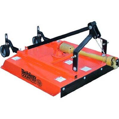 New 4 Rotary Cutter 40hp Shear Bolt Tractor Implement