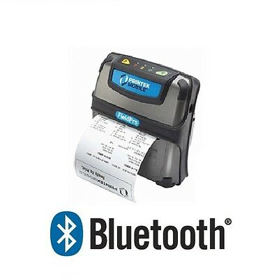 Printek FieldPro RT43 Thermal Printer with Bluetooh + Charger 91844