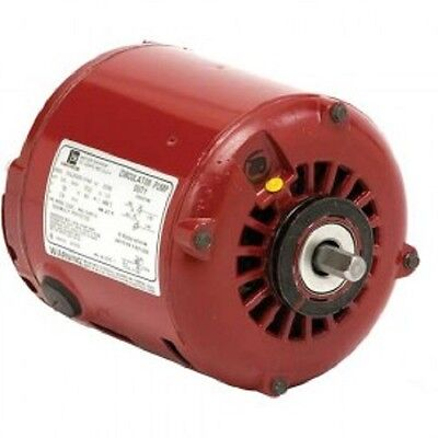 New Us Motors 3256-hot Water Circulating Pump-16 Hp-1-phase-1725 Rpm Motor
