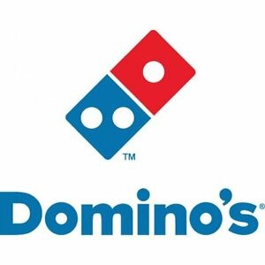 50% OFF DOMINOS PIZZA GUELPH AND FERGUS