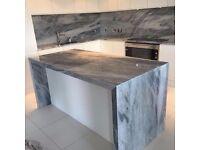Kitchen Worktops/granite worktops/quartz worktops/marble worktops at affordable price
