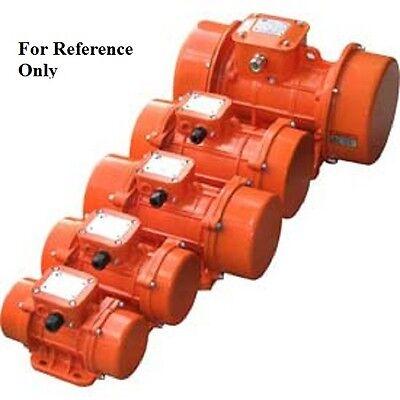 Standard Electric Vibrator Mve 6902 3600rpm 3 Phase 60hz 230460v 2pole