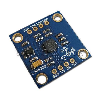 Axis Gyro L3g4200d Triple Angular Velocity Sensor Module For Arduino Gy-50