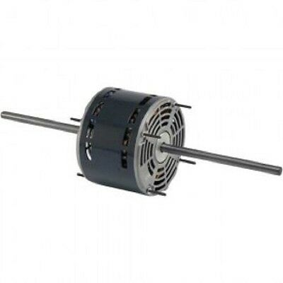 NEW! Double Shaft Fan & Blower, 1/3 HP, 1-Phase, 1625 RPM Motor!! 1625 Rpm Double Shaft