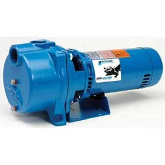 NEW! Goulds Pump, Self Priming Centrifugal, 2 HP!!