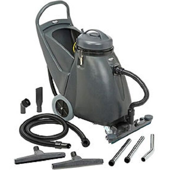 """NEW! Wet & Dry Vacuum 18 Gallon with 24"""" Squeegee!!"""