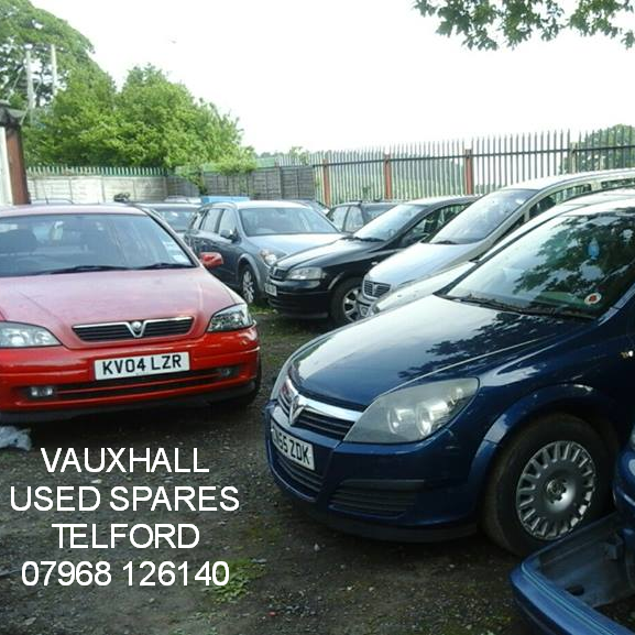 vauxhall used parts from vxchipps