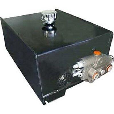 New Buyers Hydraulic Reservoir 8 Gal. Steel Reservoir Power Uppower Down