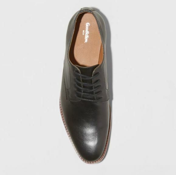 Men's Benton Oxford Dress Shoes - Goodfellow & Co Black 8.5 1