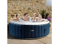 WAVE SPA ATLANTIC PLUS SPA 6 PERSON HOT TUB JACUZZI WITH COVER BRAND NEW SEALED IN BOX