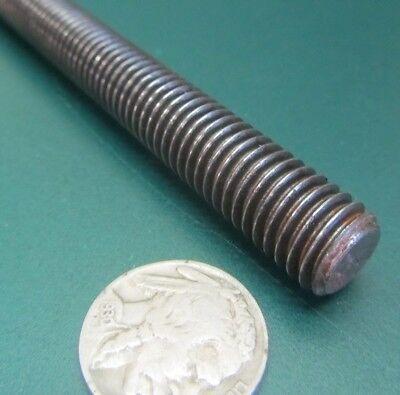 """4140 Steel Threaded Rods, Grade B7, RH, 1/2""""-13 x 2 Foot Length,  4 Pcs"""