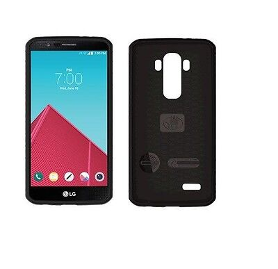 Oem Body Glove Satin Thin Case Cover For Lg G4 Vs986 Verizon At T Sprint Black