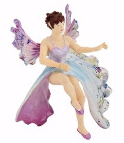 NEW PAPO 39052 Side Saddle Elf 9.5cm - Fairy Fantasy - RETIRED