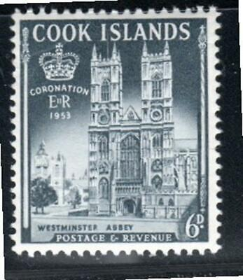 COOK ISLANDS  STAMPS  MINT  HINGED   LOT 7285