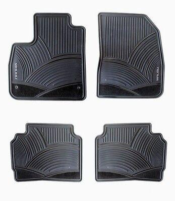 Floor Mats for cars Set of All weather OEM CHEVROLET MALIBU 2016-2018 (Chevrolet Malibu Set)