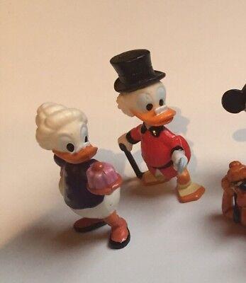 """Dagobert Duck Und Oma Duck aus """"Donalds Flotte Familie"""" 1987 Ü Ei"""