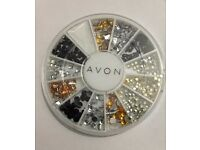 Avon nail art gem assortment
