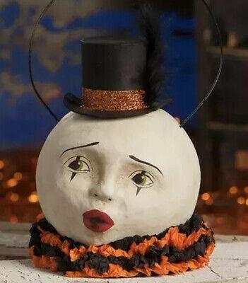 Bethany Lowe Halloween Magic Moon Bucket