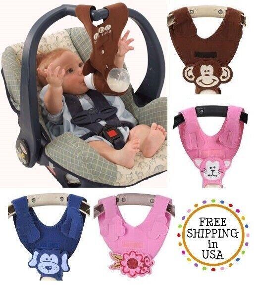 Bebe Bottle Sling Holder for Hands-Free Baby Feeding
