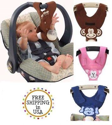 Bebe Bottle Sling ~ Hands-free Baby Bottle Feeding Holder