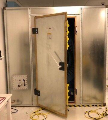 Emc Shielded Enclosure W Satimo Antenna Analyzer X2 Cmu 200 E5071c And More