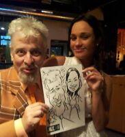 Live Event Caricature Artist