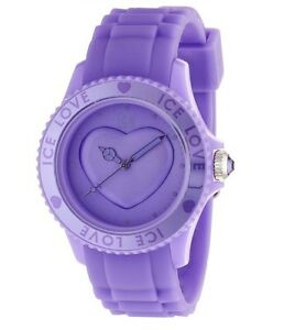 Ice-Watch Ladies' Ice-Love Lavender Watch.