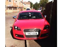 Audi TT for sale!