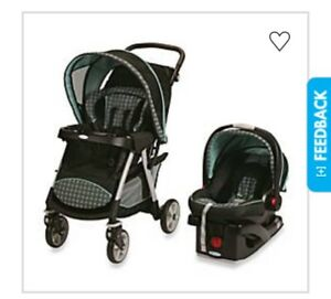 Graco Click Connect travel system 2016
