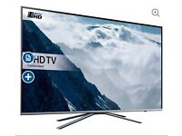 "43"" SAMSUNG Smart 4k Ultra HD HDR LED TV UE43KU6400 Reduced tiny cosmetic mark"