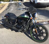 2013 Vulcan VN 900 C with Mods